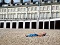 Last chance for a suntan - Weymouth - geograph.org.uk - 1491983.jpg