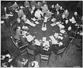 Last meeting of the Potsdam Conference in Potsdam, Germany. Seated around the conference table, President Harry S.... - NARA - 198951.jpg