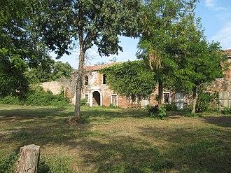 Lazzaretto Vecchio - Image: Lazzaretto Vecchio 2015, 03