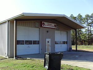 Money, Mississippi - Leflore County Volunteer Fire Department in Money