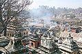 Le site sacré de Pashupatinath (Katmandou) (8629829507).jpg