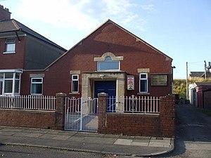 Leckwith, Cardiff - Leckwith Gospel Hall, Leckwith Avenue
