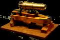 Legermuseum Delft - nr. 2 Nieuw Model 22 cm grenade cannon (1850).png