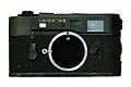 Leica M5 2 Lug Frontal View Griptac Cover.JPG