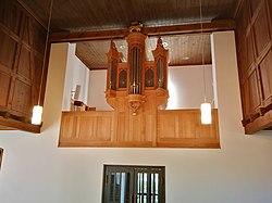 Lenningen-Brucken, Evangelische Kirche, Orgel (26).jpg