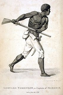 Maroons African refugees who escaped from slavery in the Americas, and their descendants