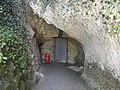 Les Grottes Pétrifiantes second grotto entrance.jpg
