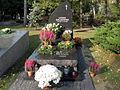 Leszek Kołakowski - Cmentarz Wojskowy na Powązkach (10).JPG