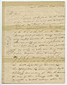 Letter signed William H. Ashley, Ft. Atkinson (Fort Atkinson), to William Carr Lane, St. Louis, October 29, 1824.jpg
