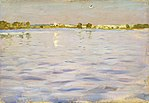 Levitan The last rays The Lake gtg.jpg