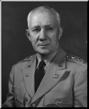 Lewis A. Pick - Lieutenant General Lewis A. Pick
