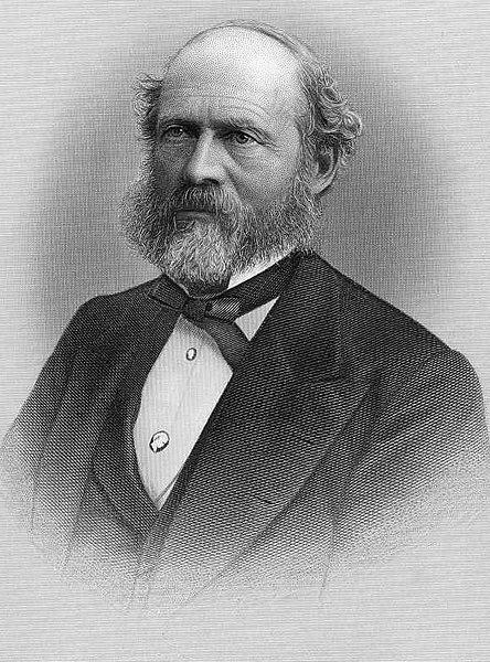 Retrato de Lewis Henry Morgan cómo se vivía en la prehistoria