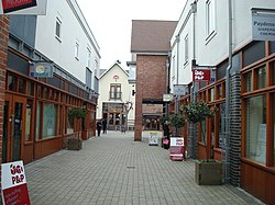 Liberty Square, King's Hill - geograph.org.uk - 1763072.jpg