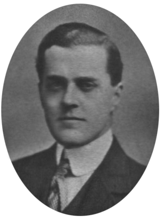 Lord Alexander Thynne - Alexander Thynne from the Roll of Honour published in The Illustrated London News on 28 September 1918.