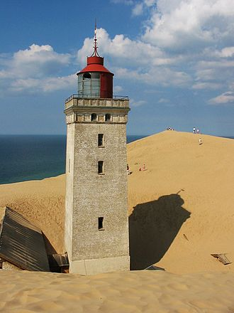 Rubjerg Knude lighthouse - Rubjerg Knude Lighthouse