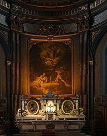Lille WLM2018 Eglise Saint Etienne le maître-autel.jpg