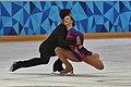 Lillehammer 2016 - Figure Skating Pairs Short Program - Anna Duskova and Martin Bidar 6.jpg