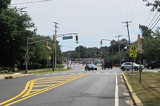 Lincroft, New Jersey Census-designated place in New Jersey, United States