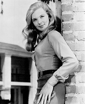 Linda Evans - Evans in The Big Valley, 1965