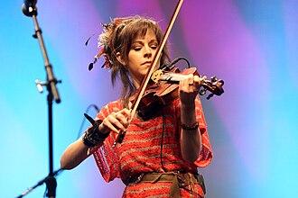 Lindsey Stirling - Stirling at VidCon 2012