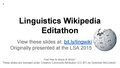 Linguistics Wikipedia editathon.pdf