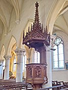 Liomer - Eglise - La chaire - WP 20190511 12 02 20 Rich.jpg