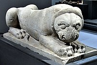 Lion of Menecrates at the Corfu Museum (cropped).jpg