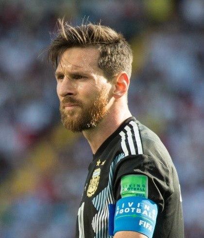 Lionel Messi 16 June 2018