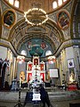 Lipa Cathedral - interior view of apse.jpg