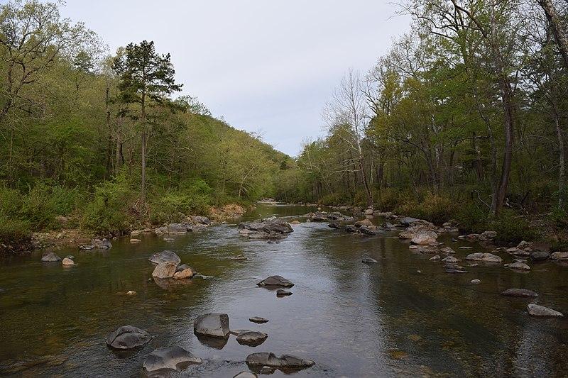 File:Little Missouri River Arkansas.JPG