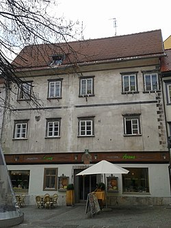 Ljubljana - Boscheva hiša (Ribji trg 2).jpg