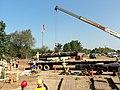 Loading pipe - Enbridge Oil Spill pipeline (4869632186).jpg