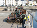 Lobster Pots At Aberdyfi - geograph.org.uk - 1005752.jpg