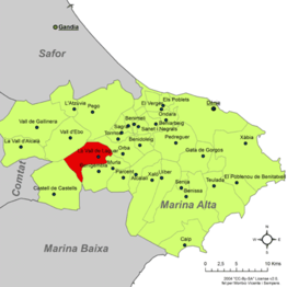 La Vall De Laguar Wikipedia