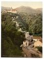 Locarno, Madonna del Sasso, and chapels, Tessin, Switzerland-LCCN2001703227.tif