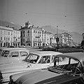 Locarno Parkerende autos op het Piazza Grande (Hoofdplein), Bestanddeelnr 254-4790.jpg