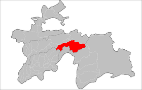 Location of Tavildara District in Tajikistan.png