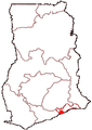 Locator Map of Accra in Ghana.PNG