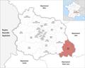 Locator map of Kanton Ambert 2019.png