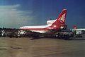 Lockheed L-1011 TriStar 500 4R-ULB AirLanka, London Gatwick (LGW) - UK, August 1990. (5718145918).jpg
