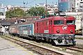 Locomotiva 441.522, Estação Central de Belgrado, 2011.09.11.jpg