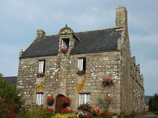Locronan Maison ancienne