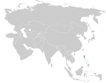 Locustella seebohmi distribution map.png