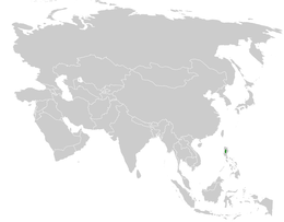 Locustella seebohmi distribution map.png