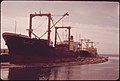 Logs Will Be Taken Aboard These Ships at the Mouth of the Columbia River for Export to Japan 05-1973 (4272361510).jpg