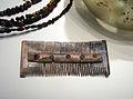 Lombard woman's grave goods from Freundorf, Austria - bone comb.jpg