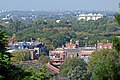 London, view from Shooters Hill, Woolwich Common & RMA01.jpg