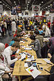 London Comic Con Oct 14 attendees (15627007065).jpg