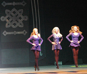 Lord of the Dance (musical) - Dancers