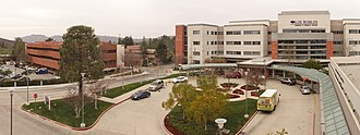 Los Robles Hospital & Medical Center - Image: Los robles medical center thousand oaks pano